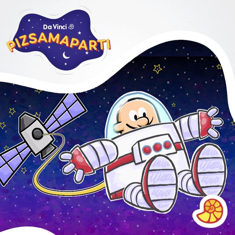 Űrhajós pizsamaparti a Planetáriummal - Zsolnay Negyed 8f3ad23384